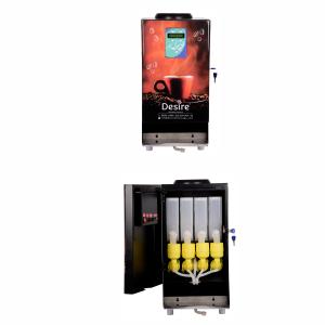 4 Selection vending machine