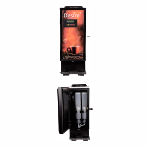 2 Selection vending machine